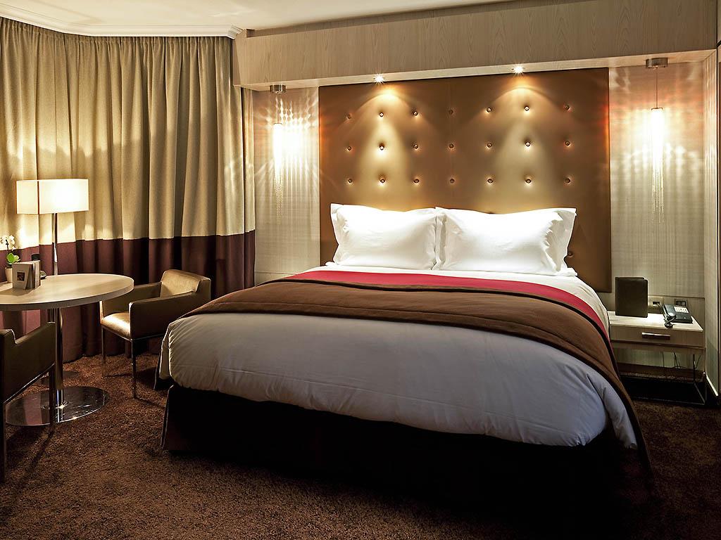 מלון סופיטל החדר