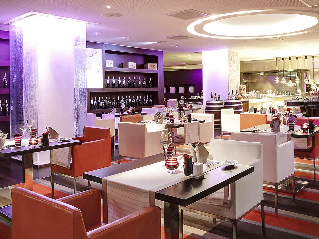מלון סופיטל חדר אוכל