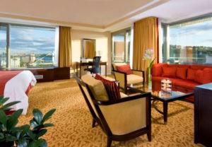 מלון מריוט החדר