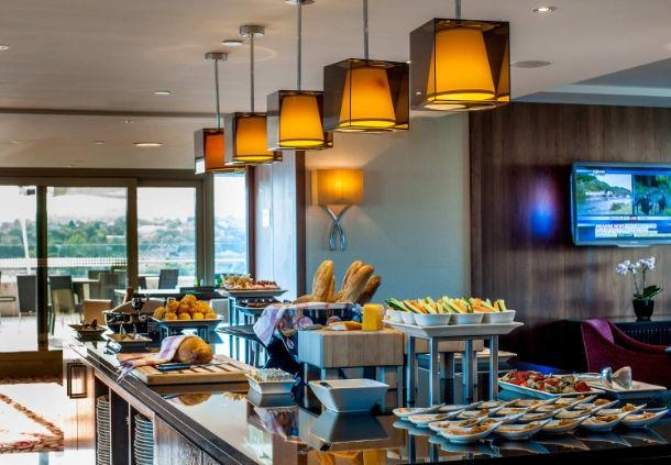 מלון מריוט חדר אוכל