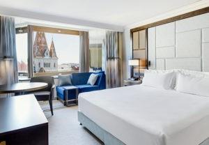 מלון הילטון בודפשט חדר