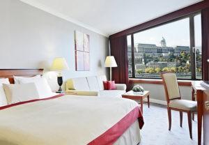 מלון אינטרקונטיננטל בודפשט החדר