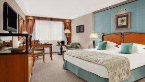 מלון קמפינסקי חדר