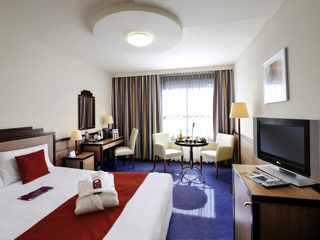 מלון מרקיור החדר