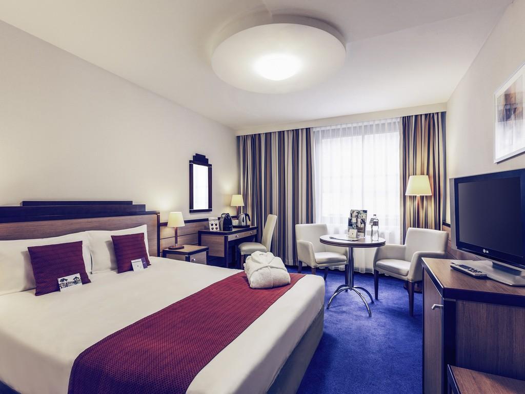 מלון מרקיור מתוך החדר