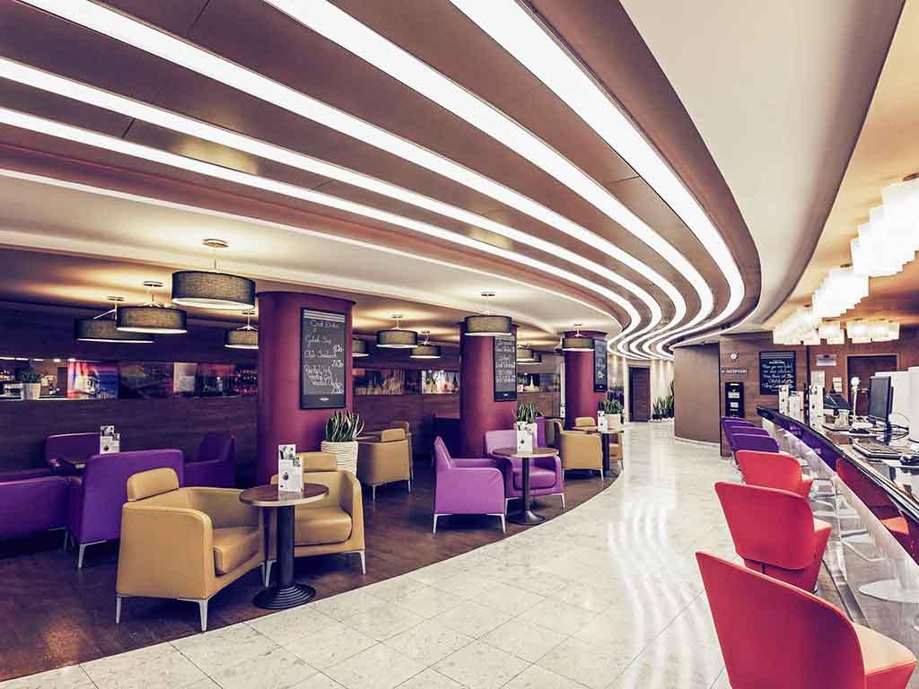 מלון מרקיור לובי
