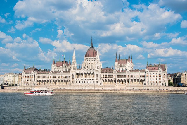 סיור בפרלמנט