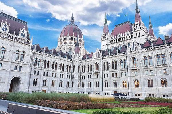 בית הפרלמנט בבודפשט
