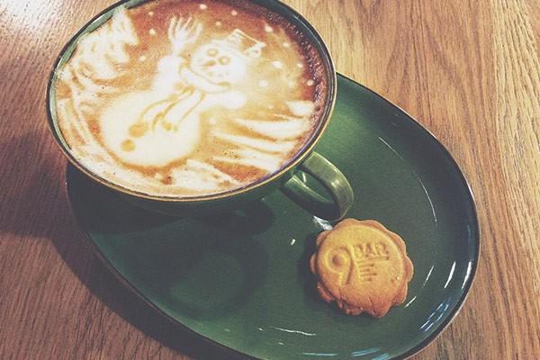 בית קפה 9bar