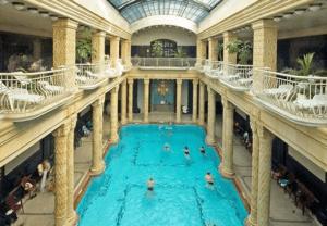 מלון גלרט בודפשט