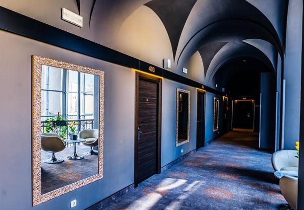מלון מוזיאון בודפשט