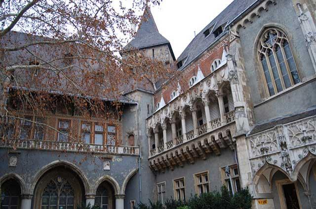 הפארק העירוני של בודפשט