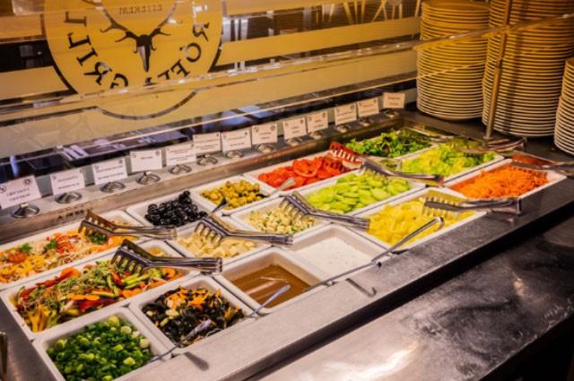 בופה מסעדת טרופאה
