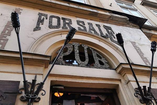 כניסה for sale pub