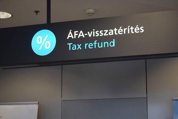 החזר מס בודפשט