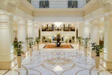 מלון קורינתיה – Corinthia Hotel
