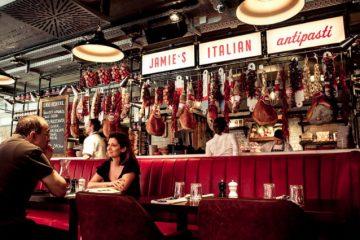 Jamie's Italian של ג'ימי אוליבר