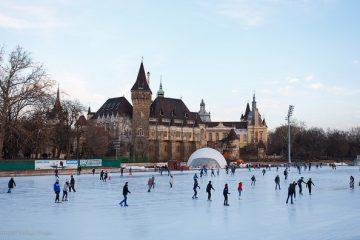 החלקה על הקרח Ice Rink